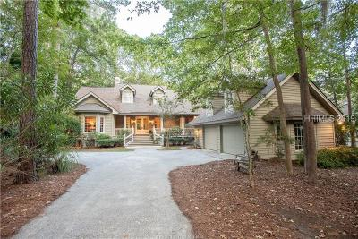 Okatie Single Family Home For Sale: 61 Osprey Circle