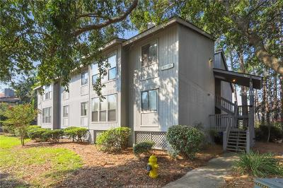 Hilton Head Island Condo/Townhouse For Sale: 95 Forest Cove #95