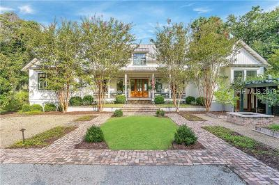 Beaufort Single Family Home For Sale: 530 Distant Island Drive