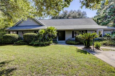Hilton Head Island Single Family Home For Sale: 35 Outpost Lane