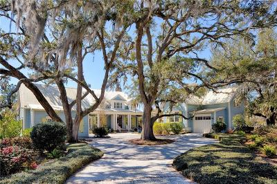 Bluffton SC Single Family Home For Sale: $1,769,000