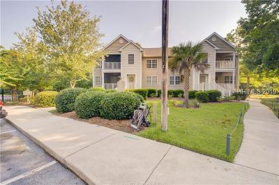 Hilton Head Island Condo/Townhouse For Sale: 31 Summerfield Court #111