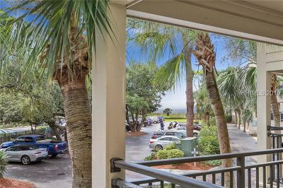 Hilton Head Island Condo/Townhouse For Sale: 23 S Forest Beach #150
