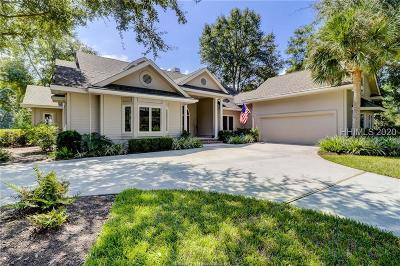 Hilton Head Island Single Family Home For Sale: 5 Oglethorpe Lane