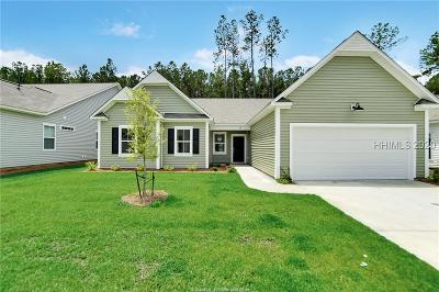 Bluffton SC Single Family Home For Sale: $292,085