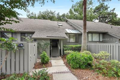 Hilton Head Island Condo/Townhouse For Sale: 60 Carnoustie Road #977
