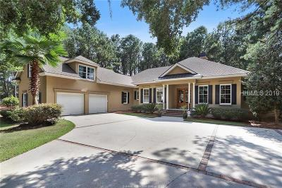 Bluffton SC Single Family Home For Sale: $687,000