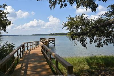 Beaufort County Condo/Townhouse For Sale: 71 Skull Creek Drive #303C