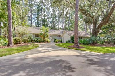 Hilton Head Island Single Family Home For Sale: 39 Wood Duck Road