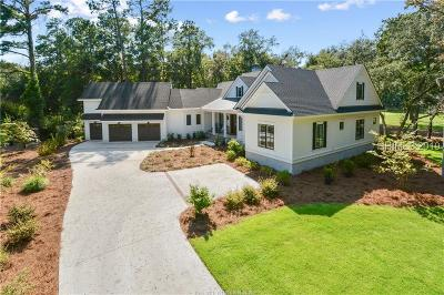 Bluffton SC Single Family Home For Sale: $969,000