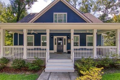 Single Family Home For Sale: 4 Creek Cove Lane
