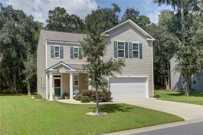 Beaufort Single Family Home For Sale: 4891 Tidal Walk Drive