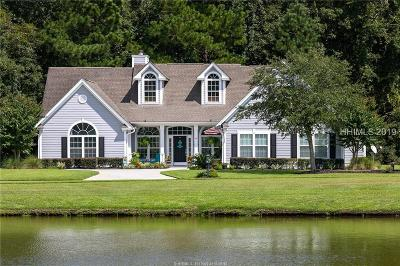 Bluffton Single Family Home For Sale: 66 Parkside Drive