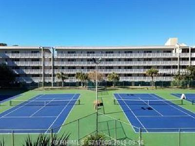 Hilton Head Island Condo/Townhouse For Sale: 663 William Hilton Parkway #4109