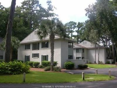 Hilton Head Island Condo/Townhouse For Sale: 90 Gloucester Road #206