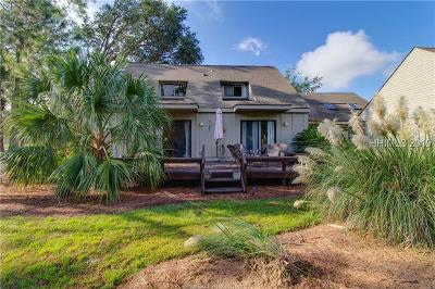 Hilton Head Island Condo/Townhouse For Sale: 45 Queens Folly Road #545