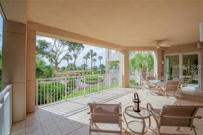 Hilton Head Island Condo/Townhouse For Sale: 164 S Shore Drive #101