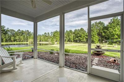 Hardeeville Single Family Home For Sale: 1080 Wiregrass Way
