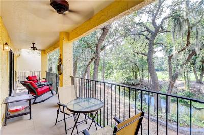 Hilton Head Island Condo/Townhouse For Sale: 1 Grasslawn Avenue #205