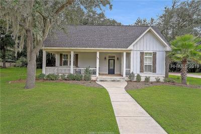 Beaufort Single Family Home For Sale: 51 Sommer Lake Drive