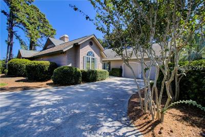 Hilton Head Island Single Family Home For Sale: 12 Flagship Lane