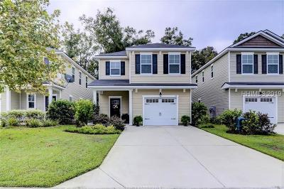 Bluffton Single Family Home For Sale: 86 Starshine Circle