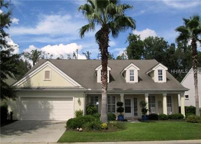 Bluffton Single Family Home For Sale: 39 Concession Oak Drive