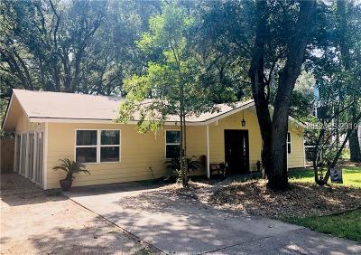 Hilton Head Island Single Family Home For Sale: 30 Oleander Street
