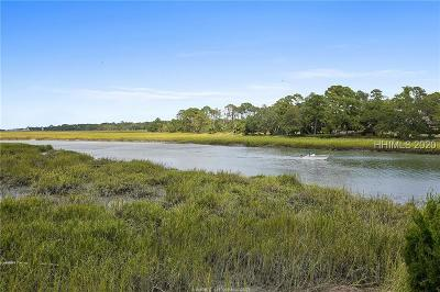 Hilton Head Island, Bluffton Single Family Home For Sale: 24 Lands End Court