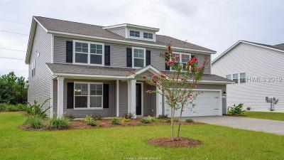 Bluffton Single Family Home For Sale: 432 Hulston Landing Road