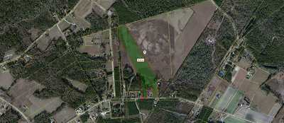 Residential Lots & Land For Sale: 2609 Allen Road