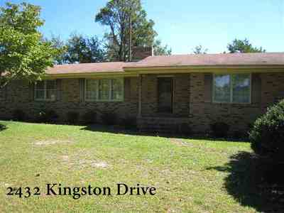 Single Family Home Sold: 2432 Kingston Drive