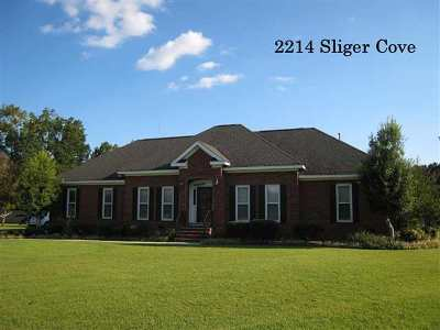 Single Family Home Sold: 2214 Sliger Cove