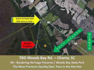 Residential Lots & Land For Sale: Woods Bay Road
