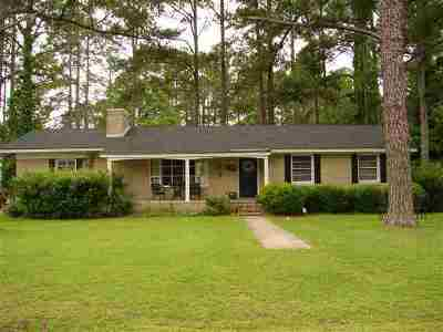 Marion SC Single Family Home Uc/Show For Back Up: $78,000