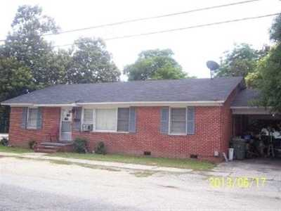 Dillon SC Single Family Home Sold: $32,000