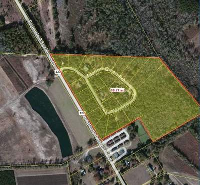 Darlington, Effingham, Florence, Flrorence Residential Lots & Land For Sale: 1425 Marion Green Road - Lot 12