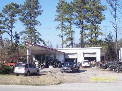 Dillon County Commercial For Sale: W Hwy 34