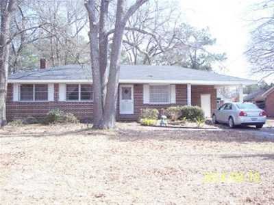 Dillon SC Single Family Home Sold: $36,000