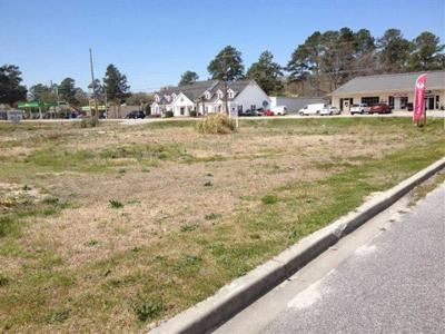 Florence, Flrorence, Marion, Pamplico Commercial Lots & Land For Sale: Corner Of W. Palmetto St & Jefferson Dr