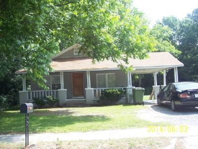 Latta SC Single Family Home For Sale: $47,000