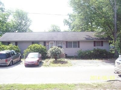 Latta SC Multi Family Home Sold: $15,000