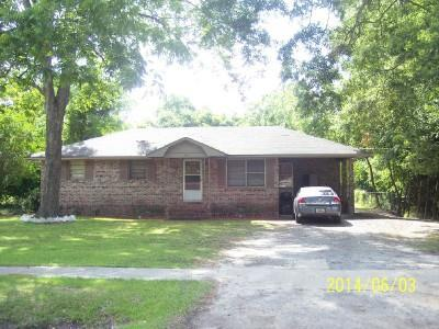 Latta SC Single Family Home For Sale: $56,000