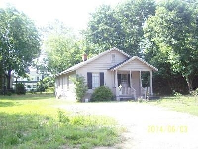 Latta SC Single Family Home Sold: $20,000
