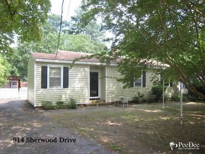 Single Family Home Sold: 914 Sherwood Drive