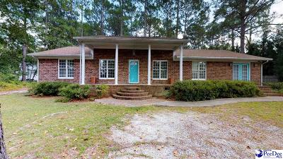 Hartsville Single Family Home Uc/Show For Back Up: 617 Sail Club Drive