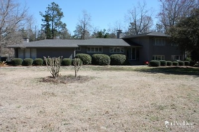 Johnsonville Single Family Home For Sale: 374 Country Club Drive