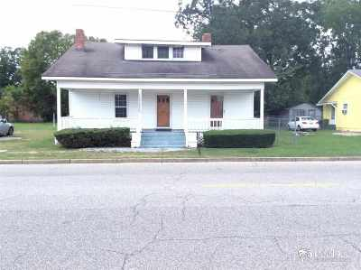Florence Single Family Home For Sale: 300 Coit Street