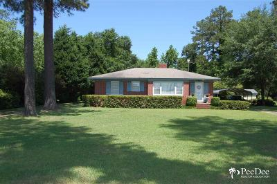 Florence Single Family Home For Sale: 2905 W Palmetto Street