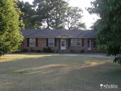 Single Family Home Sold: 1732 Governor Williams Highway